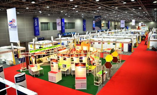 Exhibition Booth Contractor : Exhibition booth contractor designer